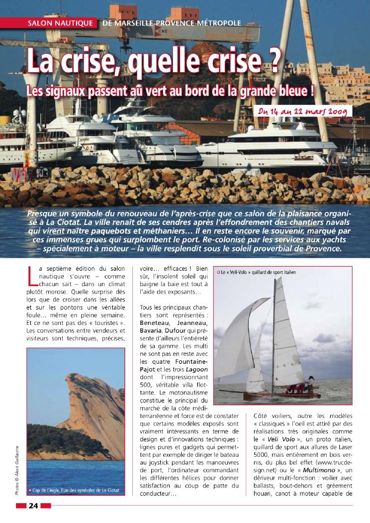 Sail away cruising club sailing school offshore racing yacht charter - Salon nautique de la ciotat ...