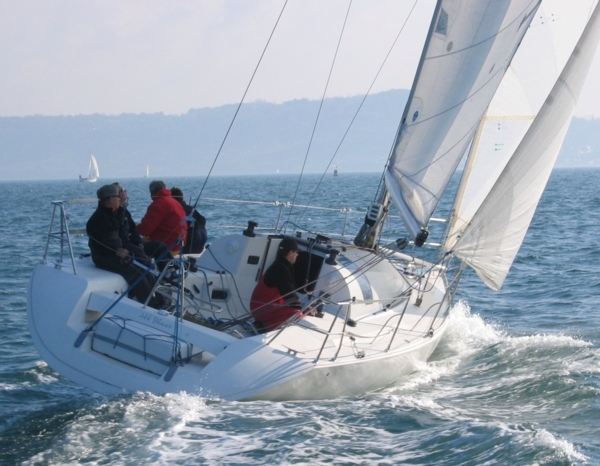 Jeanneau 35 One Design